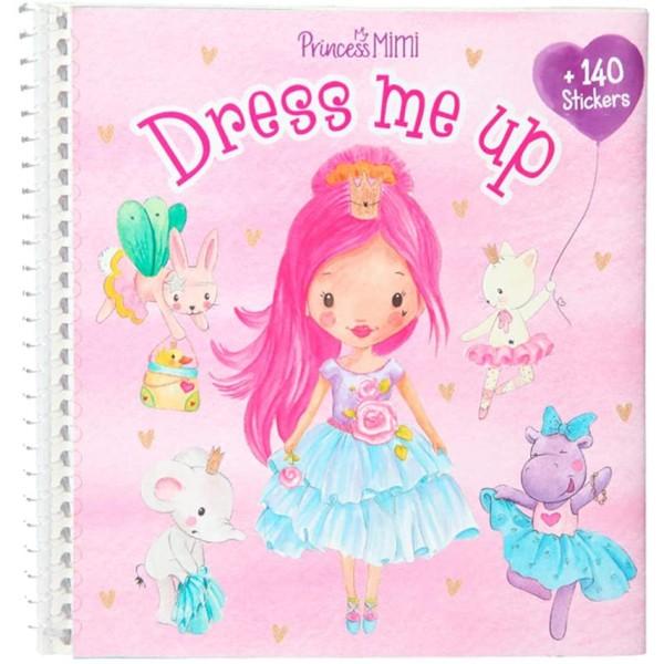 Альбом для творчества Princess Mimi Наряди меня, мини - 11158_A производства Depesche