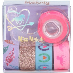 Скотч для декорирования Miss Melody - 045719/005719