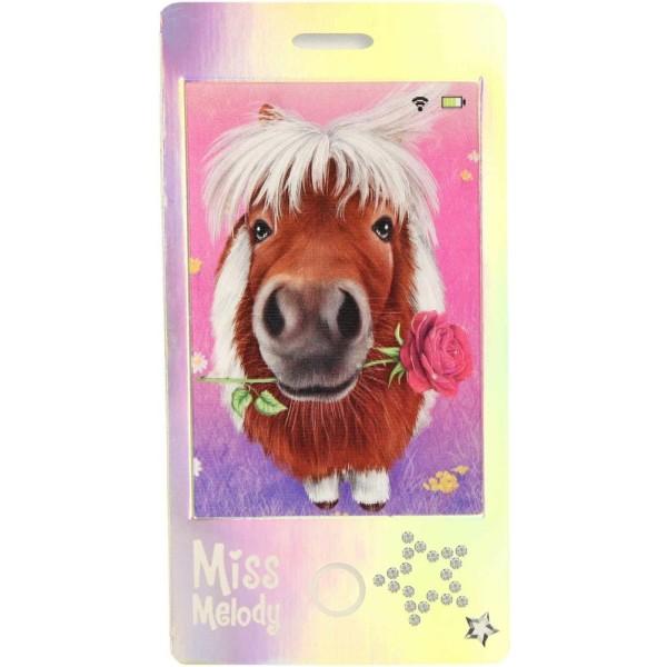 Блокнот для записей Телефон 3D Miss Melody - 6375_A