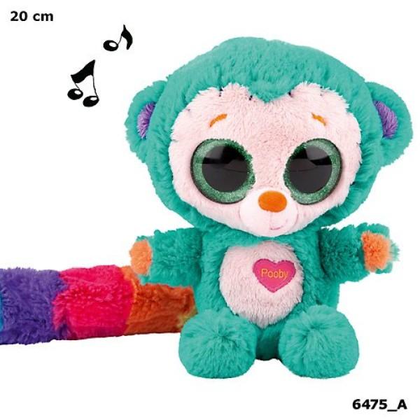 Плюшевая игрушка со звуками Пуби Ylvi & the Minimoomis - 6475_A производства Depesche
