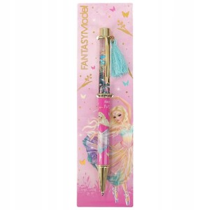 Ручка шариковая TOPModel Fantasy с подвеской - 6553_А производства Depesche