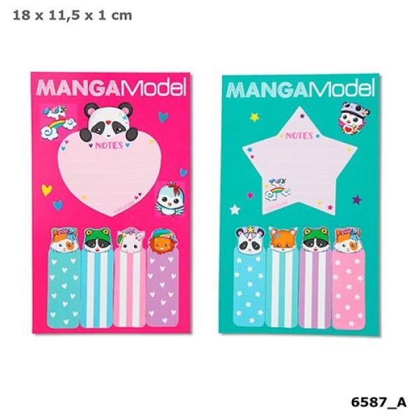 Стикеры для заметок MANGAModel - 6587_A производства Depesche