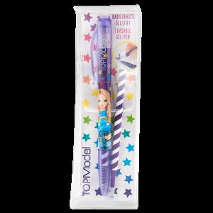 Стираемая ручка гелевая с ластиком TOPModel - 6695_A производства Depesche