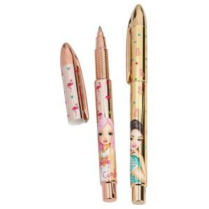 Ручка в подарочной упаковке c дизайном тропики TOPModel - 6709_A производства Depesche