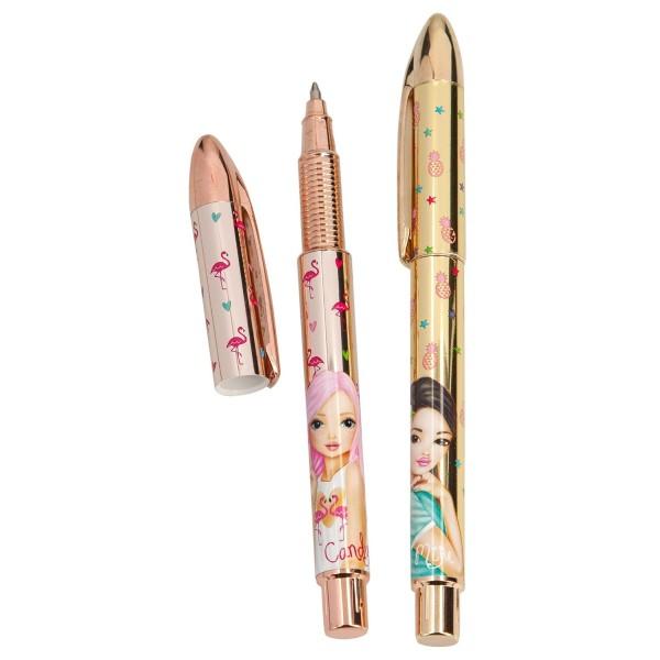 Ручка в подарочной упаковке c дизайном тропики TOPModel - 6709_A