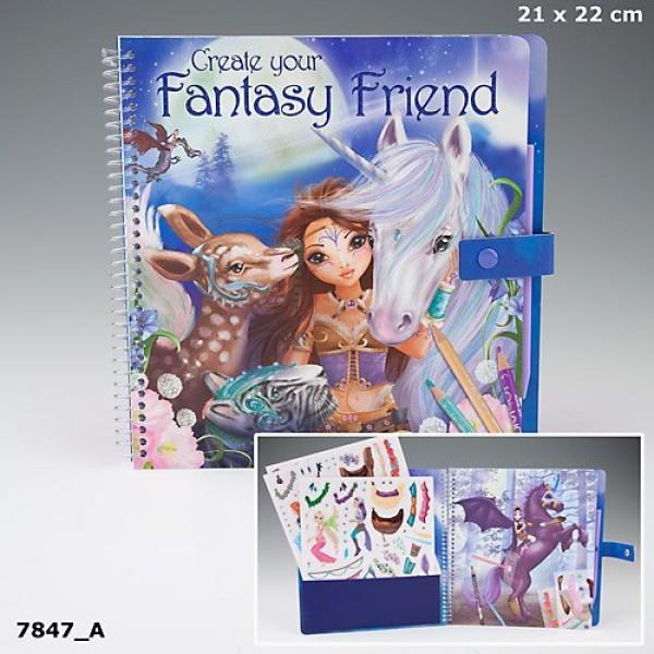 Альбом Fantasy Model - Fantasy Friend - 7847_A