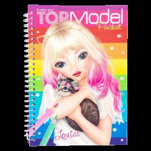 Карманная раскраска 3D TOPModel - 7857_K (Louise)