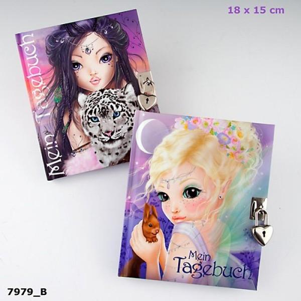 Дневник на замке TOP Model Fantasy 7979_B производства Depesche
