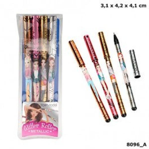 Набор ручек металлических цветов TOP Model - 8096_a производства Depesche