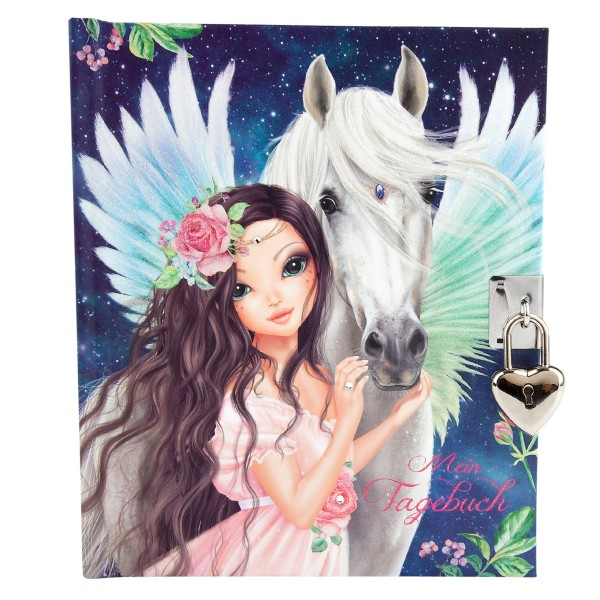 Дневник на замочке Фэнтази TOPModel Fantasy - 8182_A