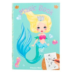 Альбом для раскрашивания с волшебными страницами  Princess Mimi - 8437_B производства Depesche
