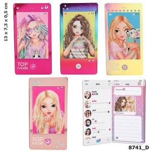 Блокнот для записей Телефон TOPModel - 8741_D