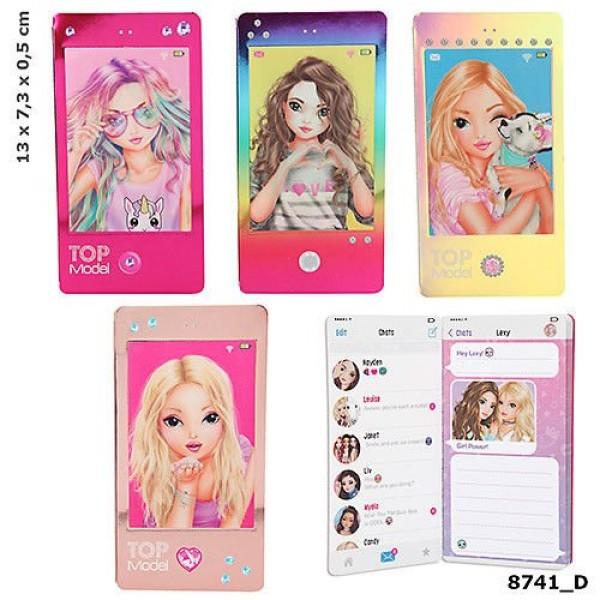 Блокнот для записей Телефон TOPModel 8741_D