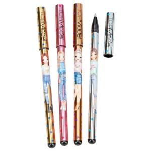 Ручки TOPModel гелевые металлических цветов - 8868_A производства Depesche