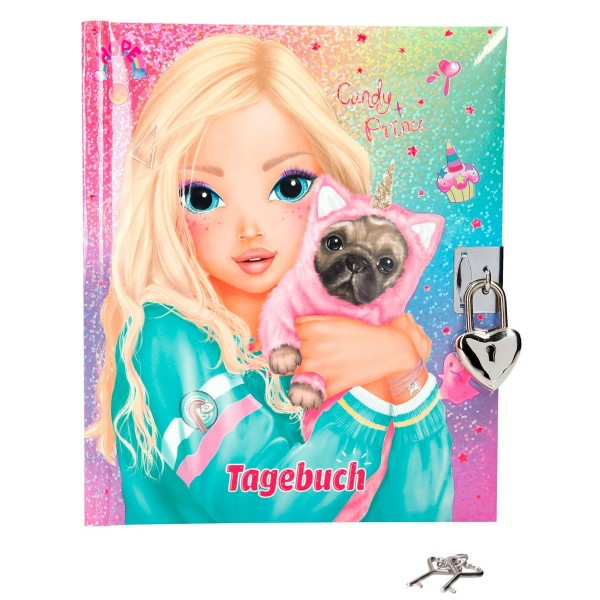 TOPModel Дневник на замочке Кенди и Принц - 8928_A
