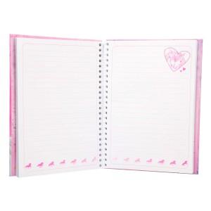 Блокнот для записей с набором канцелярии Miss Melody - 8942_A производства Depesche