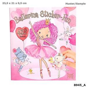 Альбом с наклейками Балерина Princess Mimi  - 8945_A