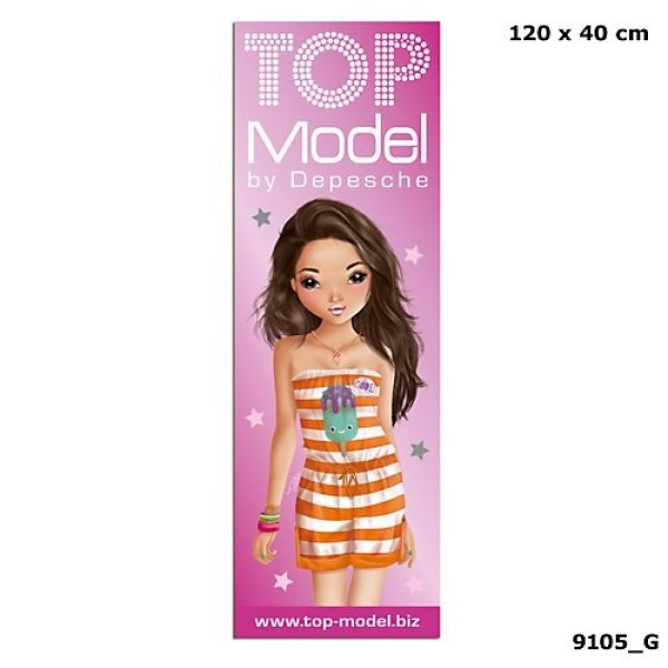 Постер из ткани TOP Model - 9105_G производства Depesche