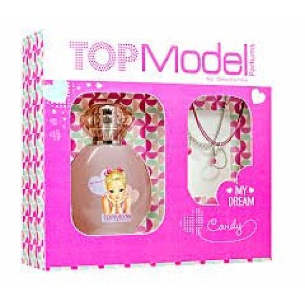 Туалетная вода для девочек TOP Model Candy «My Dream » 30 ml + стильный браслет (TM0003)