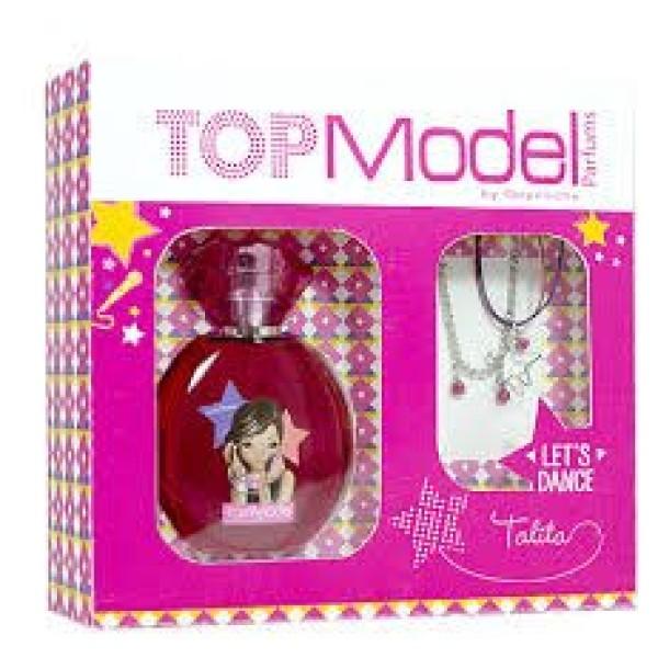 Туалетная вода для девочек TOP Model Talita «Let s Dance » 30 ml + стильный браслет (TMP0004) производства Depesche