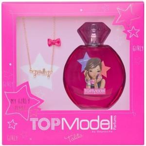 Туалетная вода для девочек TOP Model Talita «Let s Dance » 50 ml + стильная цепочка (TMP0002) производства KOTO France