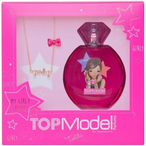 Туалетная вода для девочек TOP Model Talita «Let s Dance » 50 ml + стильная цепочка (TMP0002)